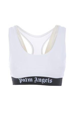 Top Palm Angels classic logo sport PALM ANGELS | 40 | PWFA009S20FAB0020201