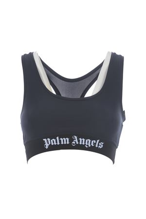 Top Palm Angels classic logo sport PALM ANGELS | 40 | PWFA009S20FAB0021001