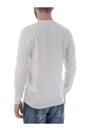 Paolo Pecora sweater in cotton thread PAOLO PECORA | 7 | A001F100-1102