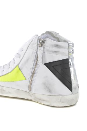 Sneakers hi-top uomo Philippe Model bike x high PHILIPPE MODEL | 5032245 | BSHUVF01