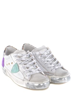 Sneakers donna Philippe Model prsx low fancy pop PHILIPPE MODEL | 5032245 | PRLDFY05