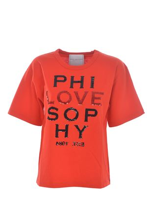 T-shirt Philosophy di Lorenzo Serafini PHILOSOPHY | 8 | A0701745-130