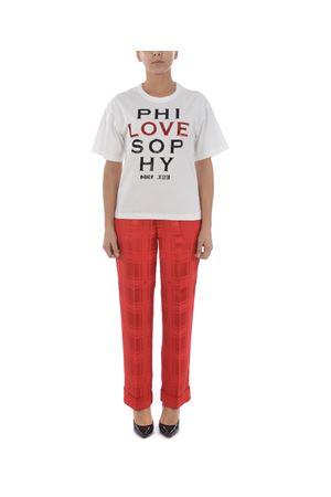 T-shirt Philosophy di Lorenzo Serafini PHILOSOPHY | 8 | A0701745-1