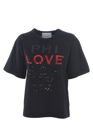 T-shirt Philosophy di Lorenzo Serafini PHILOSOPHY | 8 | A0701745-555