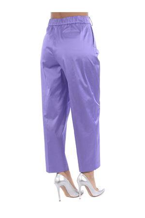 Pantaloni PT01 daisy in shantung di cotone PT01 | 9 | CDVSDAZ00STDEX12-0730