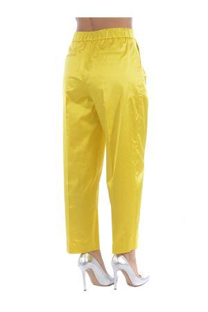 PT01 daisy trousers in cotton shantung PT01 | 9 | CDVSDAZ00STDEX12-0810