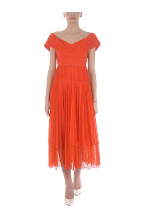 Abito longuette Self Portrait SELF-PORTRAIT | 11 | SS20-105MORANGE