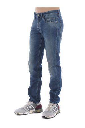 Sevilla jeans in stone wash stretch denim SIVIGLIA | 24 | 22M3S412-6002