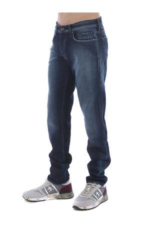 Sevilla trousers in stretch denim. SIVIGLIA | 9 | 22Q3S404-6003