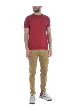 Pantaloni Siviglia in cotone stretch SIVIGLIA | 9 | B2E6S007-2289