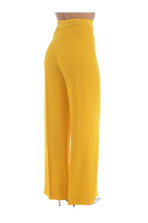 Twinset palazzo trousers in viscose crepe TWIN-SET | 9 | TP228100112