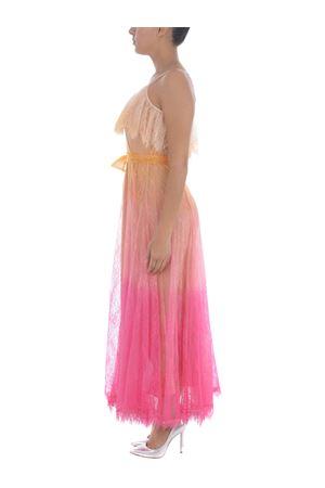 Long Twinset dress in valencienne lace TWIN-SET | 11 | TT228205032