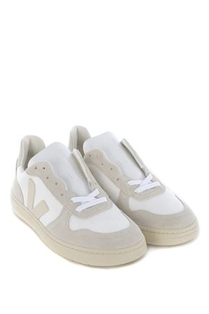 Sneakers Veja V-10 mesh VEJA | 5032245 | XM011542WHITE NATURAL