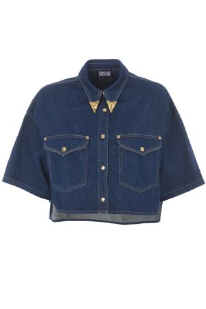Camicia crop Versace Jeans Couture VERSACE JEANS | 6 | B0HVA60IAPU54-904