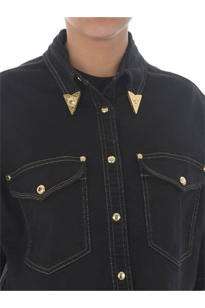 Camicia crop Versace Jeans Couture VERSACE JEANS | 6 | B0HVA60IHRV4N-899