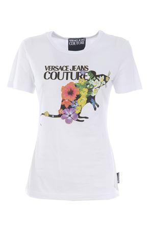 T-shirt Versace Jeans VERSACE JEANS | 8 | B2HVA7X130324-003