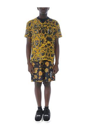 T-shirt Versace Jeans Couture Leo Chain VERSACE JEANS | 8 | B3GVA7RBS0638-899
