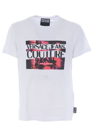 T-shirt Versace Jeans Couture VERSACE JEANS | 8 | B3GVB7GA30382-003