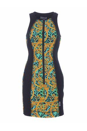 Abito lungo Versace Jeans Couture leo chain VERSACE JEANS | 11 | D2HVA417S0628-155