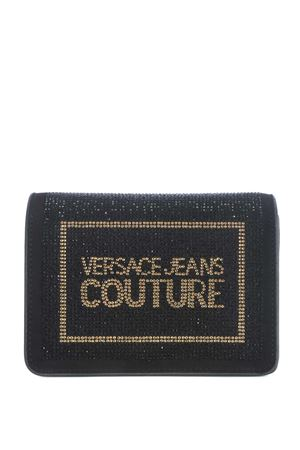 Pochette Versace Jeans Couture in ecopelle scamosciata VERSACE JEANS | 31 | E1VVBBY171422-899