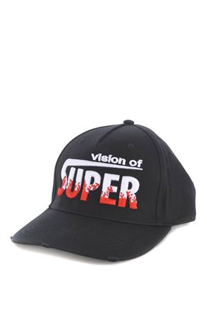 VISION OF SUPER | 26 | B11FLOGOBLACK-WHITE