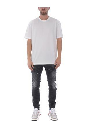 T-shirt Y-3 logo Y-3 | 8 | FN3349COREWHITE
