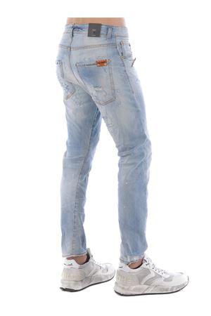Yes London jeans in stone wash stretch denim YES LONDON | 24 | XJ2867TWIST