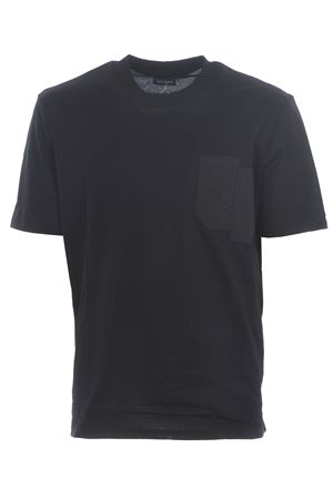 T-shirt Yes London YES LONDON | 8 | XM3799NERO