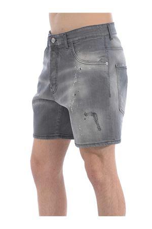 Yes London shorts in stretch denim Stone wash YES LONDON | 30 | XS4053DENIM