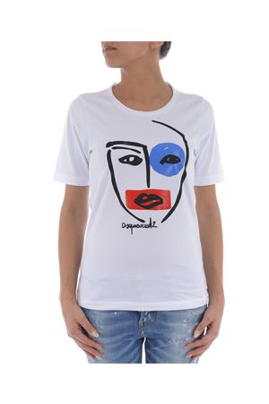 T-shirt Dsquared2 DSQUARED | 8 | S75GC0774S20694-100