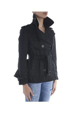 Trench corto Moncler