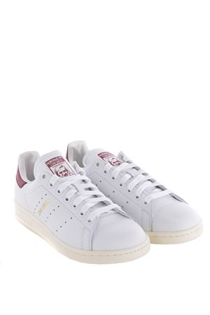 Sneakers donna Adidas Originals stan smith ADIDAS ORIGINALS | 5032245 | CQ2195DFTWWHT-WHT-CBURG
