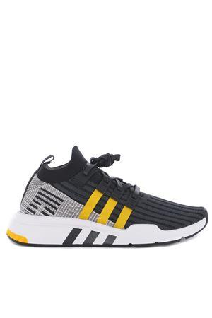 super popular 67e5a 6e1ea Sneakers uomo Adidas Originals eqt support mid adv pk ADIDAS ORIGINALS   5032245  CQ2999CBLACK- ...