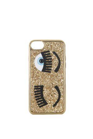 Cover per I-Phone 8 Chiara Ferragni Flirting case CHIARA FERRAGNI | 5032240 | CFCIP8010ORO
