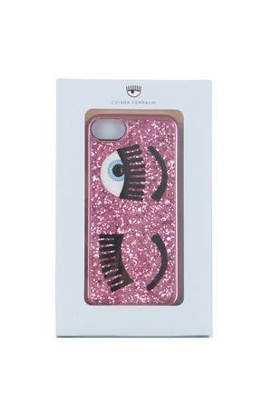 Cover per I-Phone 8 Chiara Ferragni flirting case CHIARA FERRAGNI | 5032240 | CFCIP8010ROSA