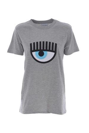T-shirt Chiara Ferragni eye CHIARA FERRAGNI | 8 | CFT040GRIGIO