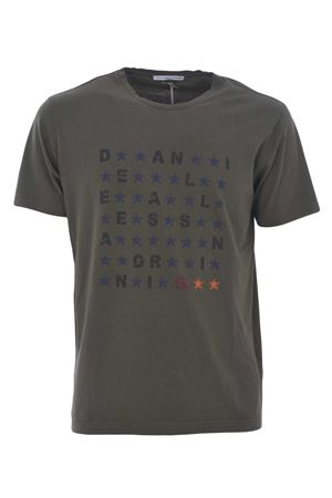 T-shirt Daniele Alessandrini D.A. DANIELE ALESSANDRINI | 8 | M6534E643-233