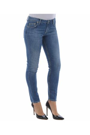 Dondup bakony jeans in stone wash stretch denim.  DONDUP | 24 | DP266DS153DR30G-800
