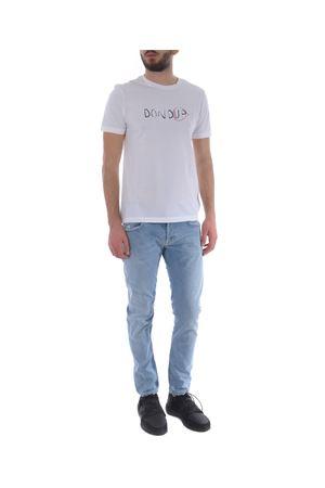 T-shirt Dondup DONDUP | 8 | US198JF194UQ11-000