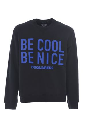 Felpa Dsquared2 be cool be nice DSQUARED   10000005   S71GU0236S25030-968