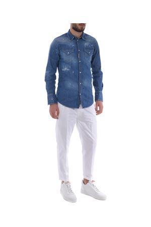 Pantaloni Dsquared2 DSQUARED | 9 | S71KB0073S41796-100