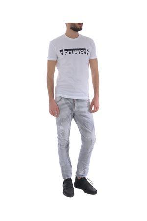 Jeans Dsquared2 tidy biker jean DSQUARED | 24 | S71LB0412S30260-852
