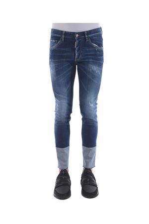 Jeans Dsquared2 skinny jean DSQUARED | 24 | S71LB0422S30342-470