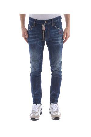 Jeans Dsquared2 skater jean DSQUARED | 24 | S71LB0427S30342-470