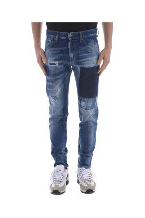 Jeans Dsquared2 skinny jean DSQUARED | 24 | S71LB0438S30342-470