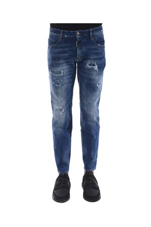 Jeans Dsquared2 city biker jean DSQUARED | 24 | S71LB0448S30342-470