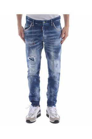 Jeans Dsquared2 skater jean DSQUARED | 24 | S71LB0452S30342-470