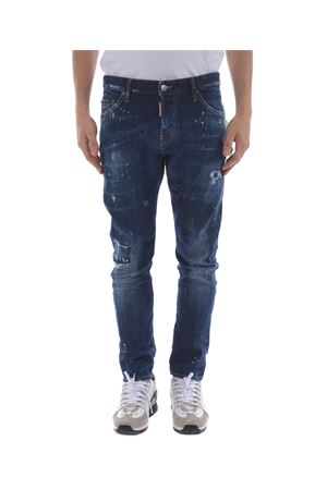 Jeans Dsquared2 sexy twist jean DSQUARED | 24 | S71LB0463S30342-965