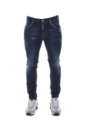 Jeans Dsquared2 be cool be nice DSQUARED | 24 | S71LB0474STN757-470