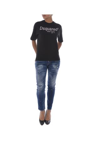 T-shirt Dsquared2 DSQUARED | 8 | S72GD0072S22427-900